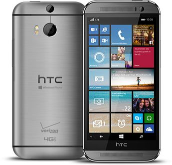 #HTC One M8 for Windows goes official with Duo cameras, same shell different OS. #WindowsPhone #wp81 #OneM8
