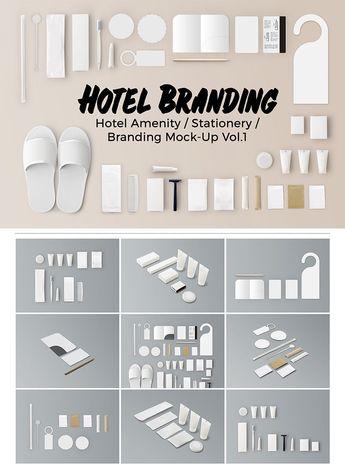 Hotel Amenity / Branding Vol.1