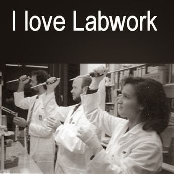 I Love Medical Laboratory Work -  Synchronized Pipetting <3
