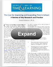 Why Time Matters   The National Center on Time & Learning