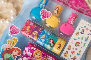 Princess Nail Sticker Kit