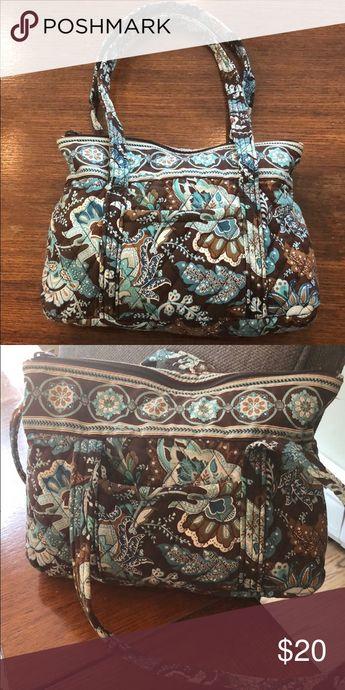 Vera Bradley makeup bag Makeup bag Vera Bradley Bags Mini Bags