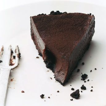 Chocolate Truffle Tart | KeepRecipes: Your Universal Recipe Box