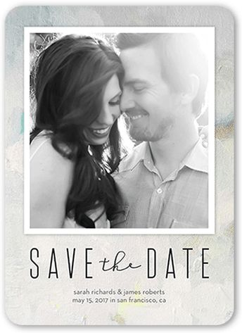Everlasting Charm Save The Date Cards