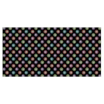 Spritz Halloween Tablecloth 54 x 108 - Day of the Dead