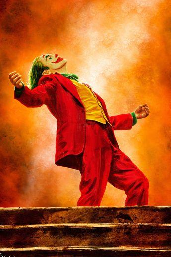 Joker Joaquin Phoenix Wallpaper Ideas And Images Pikuv