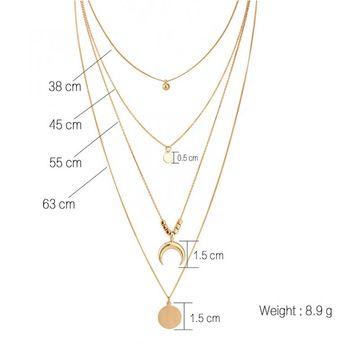 Ivona Multi-layered Necklace