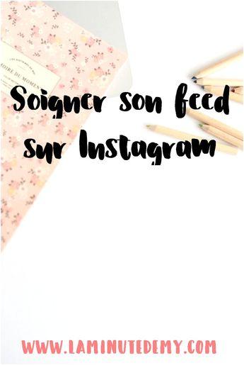Les conseils d'Aimee SONG pour soigner son feed sur Instagram - La Minute d'Emy Blog Lifestyle