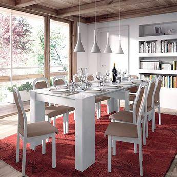 mesas de comedor redondas modernas Ideas and Images | Pikef