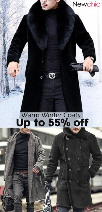 Mens Hot Sale Winter Coats Collection #coat #mensfashion