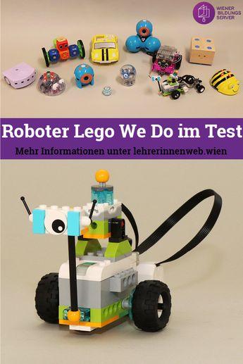 Spielerisch Programmieren in der Schule - aber wie? Zum Beispiel mit einem Roboter.  Wir haben den uns den Lego We Do 2.0 genauer angesehen. Mehr Ideen & Unterrichtsmaterial zur digitalen Grundbildung finden Sie am LehrerInnenweb.wien  #DigitaleGrundbildung #LehrerInnenWeb #WienerBildungsserver #SpielerischProgrammieren #Lernroboter #Robotertest #mathforchildren #Programmieren #Medienpädagogik #Unterrichtsideen #Medienbildung #Medienerziehung #Unterrichtsmaterial  #Schule