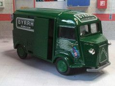 Fourgon Byrrh Citroën HY Van Free Vehicle Paper Model Download