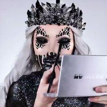 2019 Halloween Makeup Tutorial
