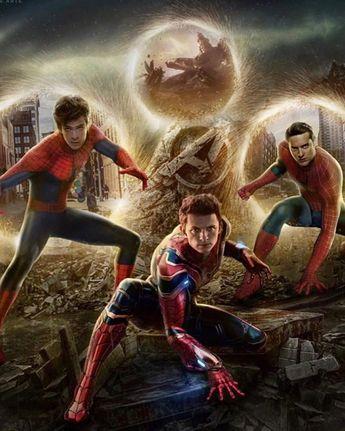 Vários aranhas ajudariam bastante    #spiderman #homemaranha #peterparker #mcu #marvel #avengersendgame