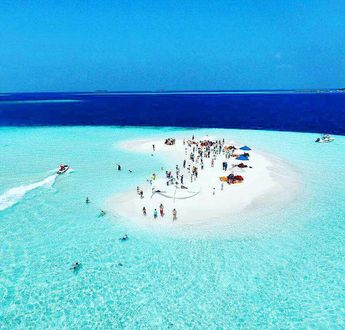 The Maldive Islands | Sheraton Maldives Full Moon Resort