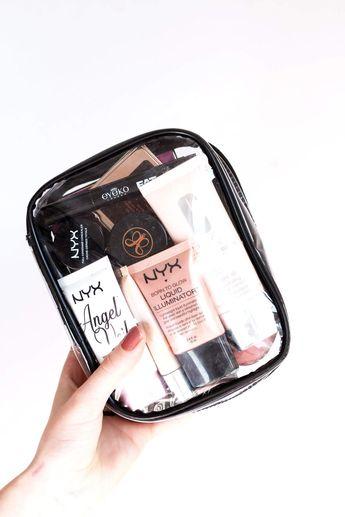 My Everyday Makeup Bag