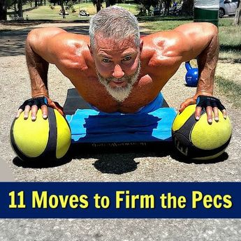 Chest Workout: 12 Resistance-Training Moves for Your Pecs