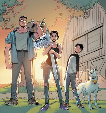 The Kents (Superman Vol 4 #45) : DCcomics