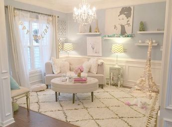 45+ Beautiful Glam Room Ideas For Your Home Inspirations