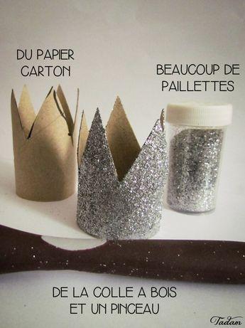 Le bling bling chez Dagobert // DIY
