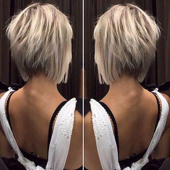 Short Layered Haircuts 2018 – 2019