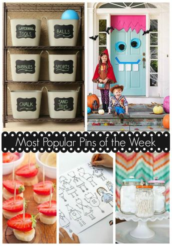 Most Popular Pins of The Week -