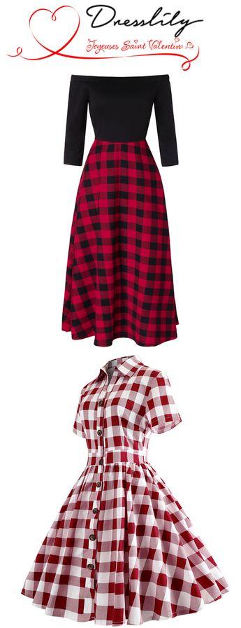 12% de réduction sur les commandes de plus de 33€ avec le code DL123. #dresslily #robe #saintvalentin