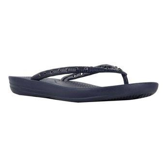 ce28747d7c68 Women s FitFlop iQushion Crystal Ergonomic Flip-Flop Sandals