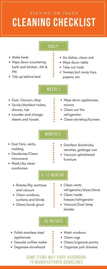 Lazy Girl's Guide to Spring Cleaning