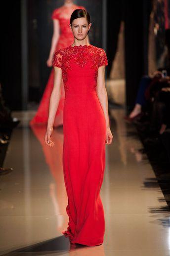 Elie Saab - Haute Couture - Spring 2013