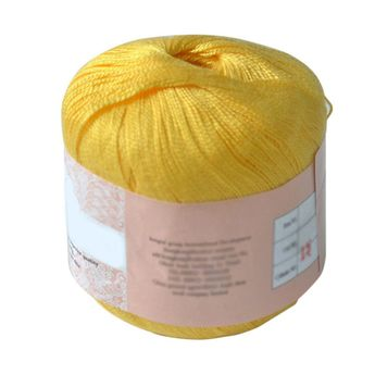 7352ed12982d2 Catnew Mercerized Cotton Cord Thread Yarn for Embroidery Crochet Knitting  Lace Jewelry -- Check out
