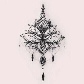 Amazon Com Blumen- und Schmetterlings-Tattoos Amazon Com Blumen- und Schmetterlings-Tattoos #flowertattoos