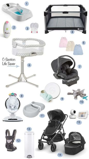 Mom Approved Baby Registry Must-Haves #baby #babyproducts