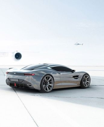 The MAN Magazine Aston Martin concept car