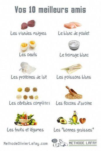 10 aliments régime #regime #nutrition #methodelafay. Maintenant on sait quoi consommer pour avoir une nutrition saine et équilibrée. Pour des conseils nutrition, allez sur www.methodeolivierlafay.com #nutritionplans #QuestNutrition