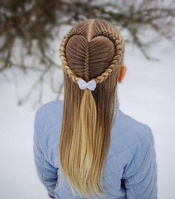 Projetos bonitos do cabelo para meninas + mulheres