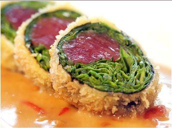 "Sansei Seafood Restaurant - ""Favorite Asian Restaurants"" and one of ""America's Best Sushi Bars."" -- Bon Appetit"