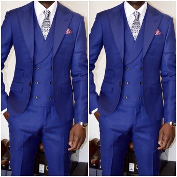 5b4862447ea16 LINDA MAKHANYA @LMTailored. Perfectly crafted 3 Piece LMTailored Suit