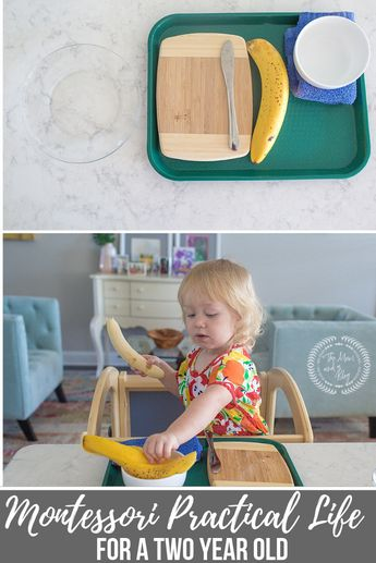Montessori Two-Year-Old: 24 -36 Months