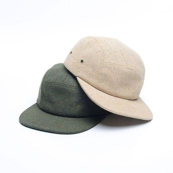 6fc45e0d786 Tweed Wool Blank 5 Panels are now available in two new colorways  Army  Green