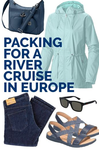 Packing for a River Cruise in Europe: River Cruise Packing List & Tips