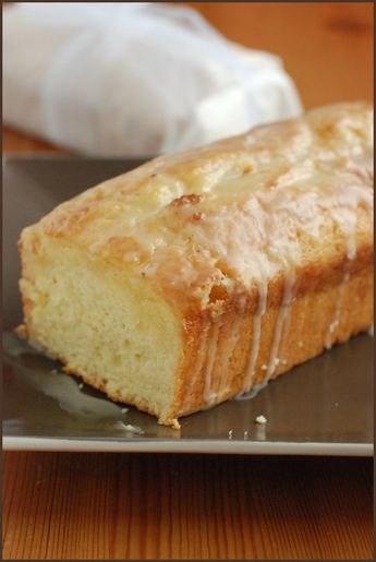 Ina's Lemon Pound Cake: The only lemon cake you'll ever need.