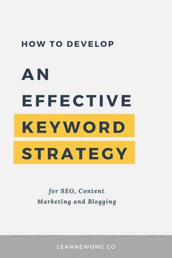 Get crackin' on these keyword research strategies for SEO and increase your blog and online business' organic traffic.