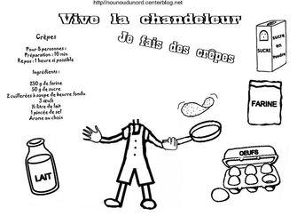 Images Sequentielles Petit Ours Brun Fait Des Crepes 4 I