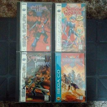 Sega Saturn Yukyu Gensoukyoku Perpetual Collection JPN