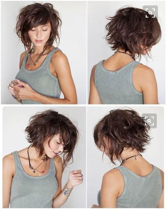 27+ Best Messy Bob Haircuts and Hairstyles -