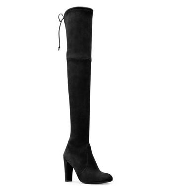 d5bbdf17561 NEW Stuart Weitzman Highland Suede Over the Knee boot Shoes