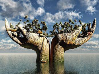 Colección de fotos surrealistas   Quiero más diseño