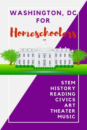 Frugal Homeschool Field Trip to Washington DC