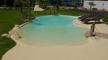 Carnet d'inspiration : la piscine paysagée